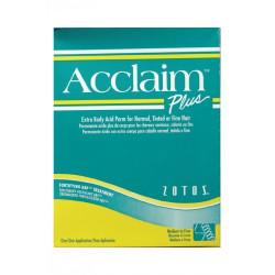 Acclaim Plus Extra Body Acid Perm